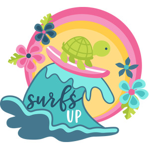surf's up phrase