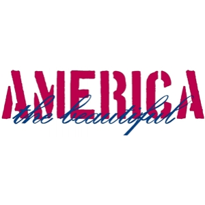 'america the beautiful' phrase