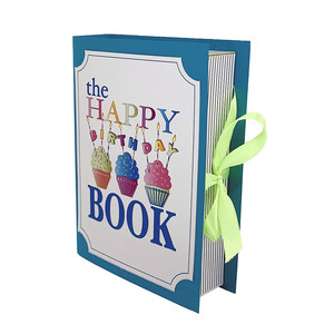 happy birthday looks like a book, box