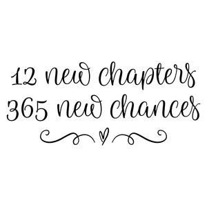 12 new chapters 365 new changes