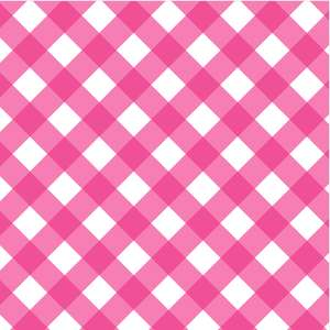 easter gingham pattern