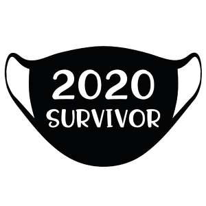 2020 survivor mask
