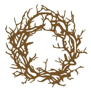 branch wreath