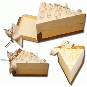 3d coconut cream pie box