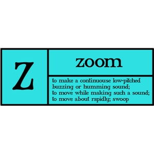 z is for zoom pc