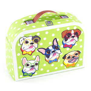 puppy dog lunchbox favor