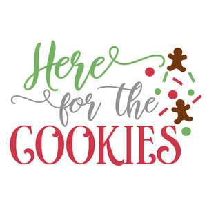 here for cookies