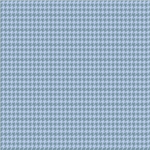 houndstooth pattern blue