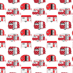 travel trailers pattern