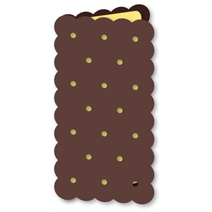 ice cream sandwich card