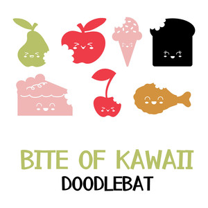 bite of kawaii doodlebat