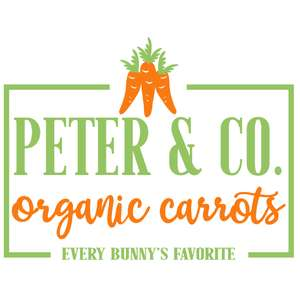 peter & co. organic carrots