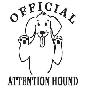 official attention hound