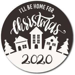 ill be home for christmas 2020