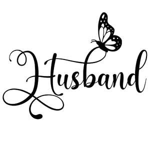 husband butterfly word