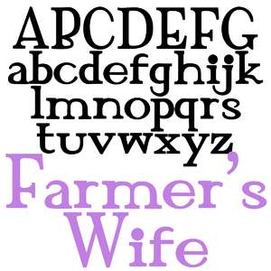zp farmer's wife