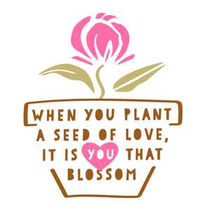 seed of love wordart