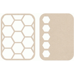 honeycombs album cards