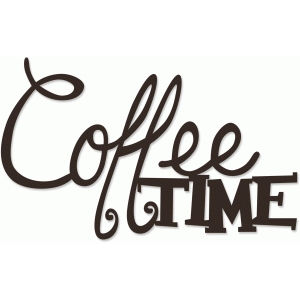 coffee time phrase