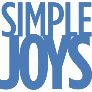 simple joys phrase