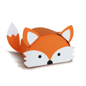 fox easter treat box