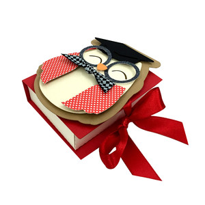 graduation book box