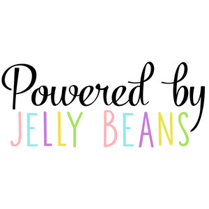 powered by jelly beans