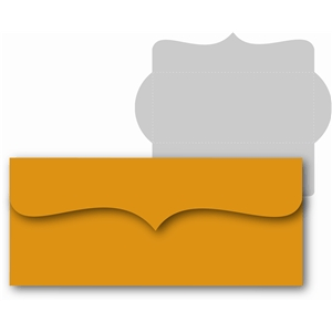 letter-size simple envelope