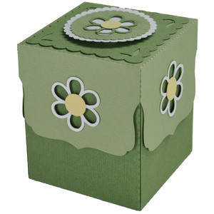 daisy chain gift box