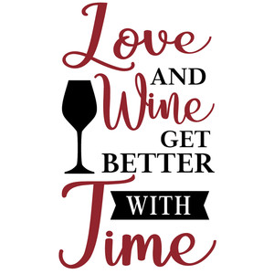 love wine better time