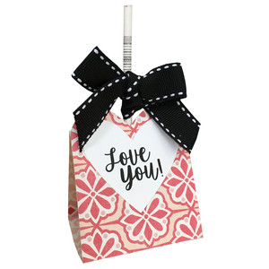 love you heart lollipop gift