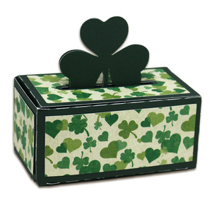 shamrock take out box