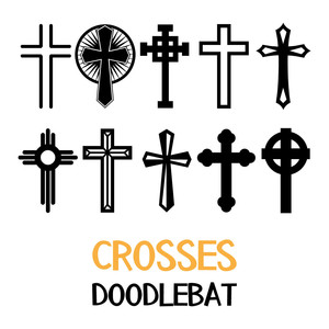 crosses doodlebat