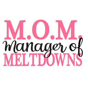 mom manager of meltdowns