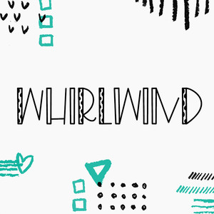 whirlwind font