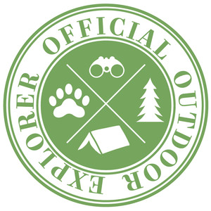outdoor explorer label