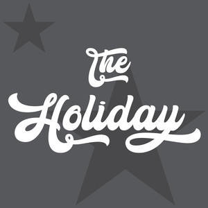the holiday font