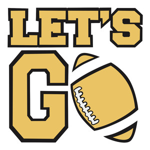 let's go football phrase