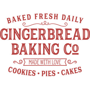 gingerbread bakery