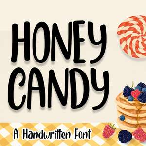 honey candy