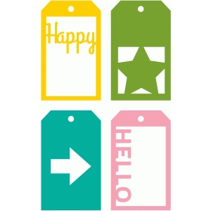 happy hello tags
