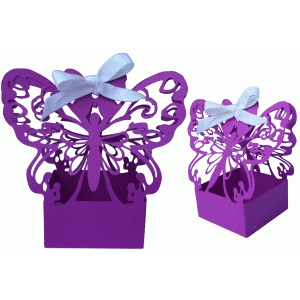 butterfly closer favor box