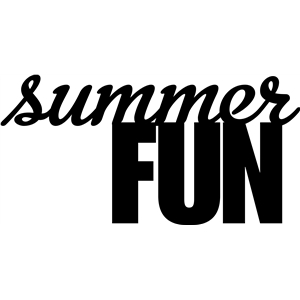 'summer fun' phrase