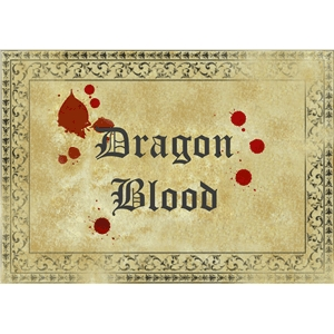dragon blood potion label pnc