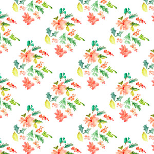 cute christmas pattern