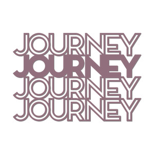 'journey' outline words