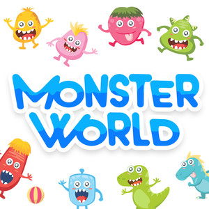 monster world font
