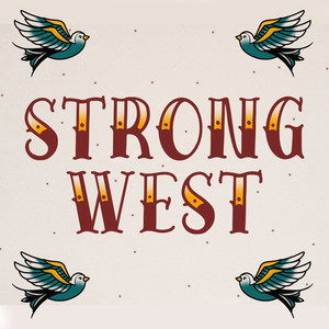 strong west font