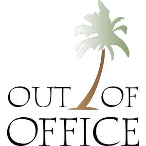 out of office palm tree