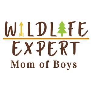 wildlife expert mom of boys